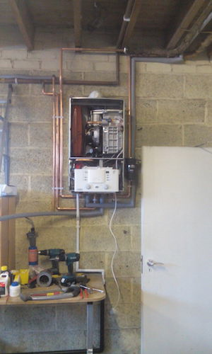 boiler installation, repair and servicing