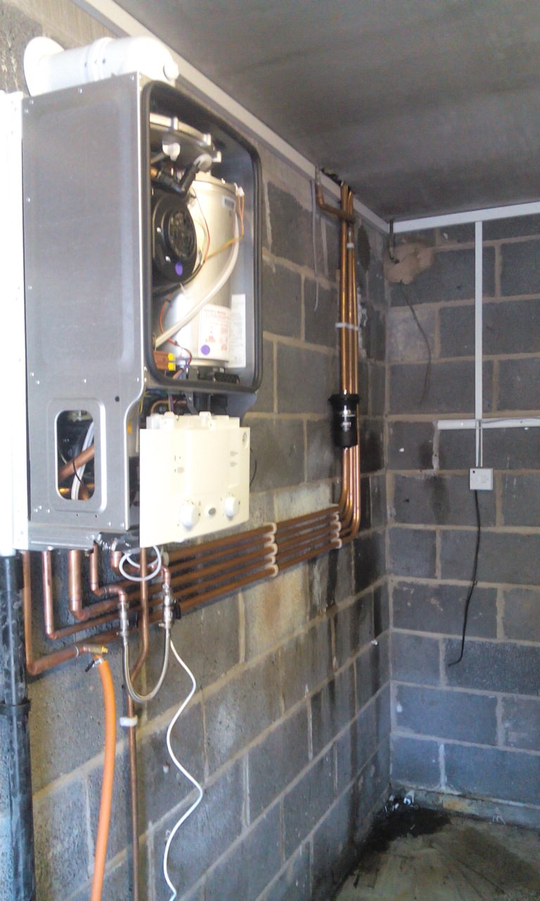 Central Heating - RWM Plumbing and Gas