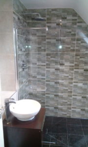 wetroom tiling